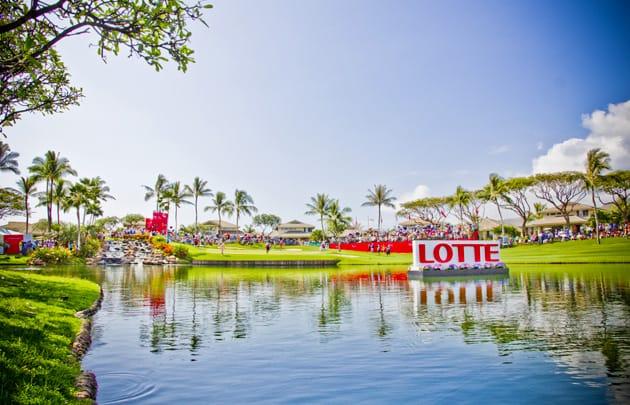 Image result for 2019 lotte championship