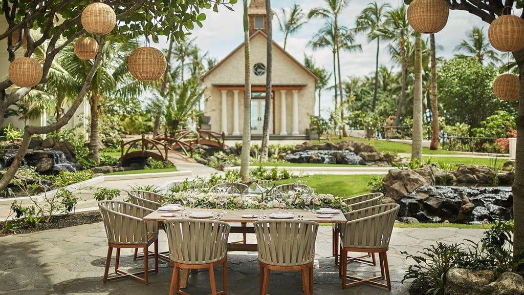 Most Beautiful Hotel Wedding Chapels Around The World Ko Olina