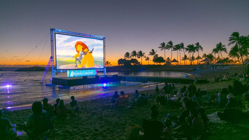 Ko Olina Childrens Film & Music Festival Feature Selection of Hawaii-Inspired Films and Keiki Musicians