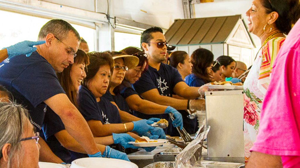 Ko Olina Resort to Host 16th Annual Thanksgiving Outreach