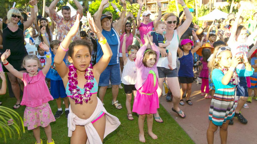 Second Annual Ko Olina Children's Film & Music Festival Features Frozen at Sunset & Young Local Music Line-up