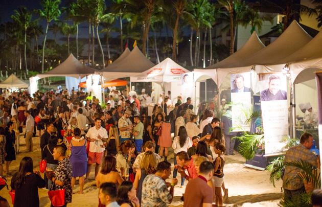 Sixth Annual Hawaii Food Amp Wine Festival Ko Olina