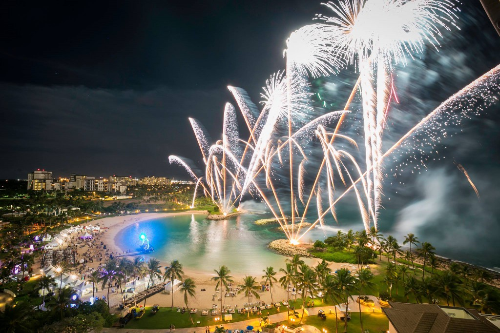 #HFWF15: Beauty and the Feast finale at Ko Olina
