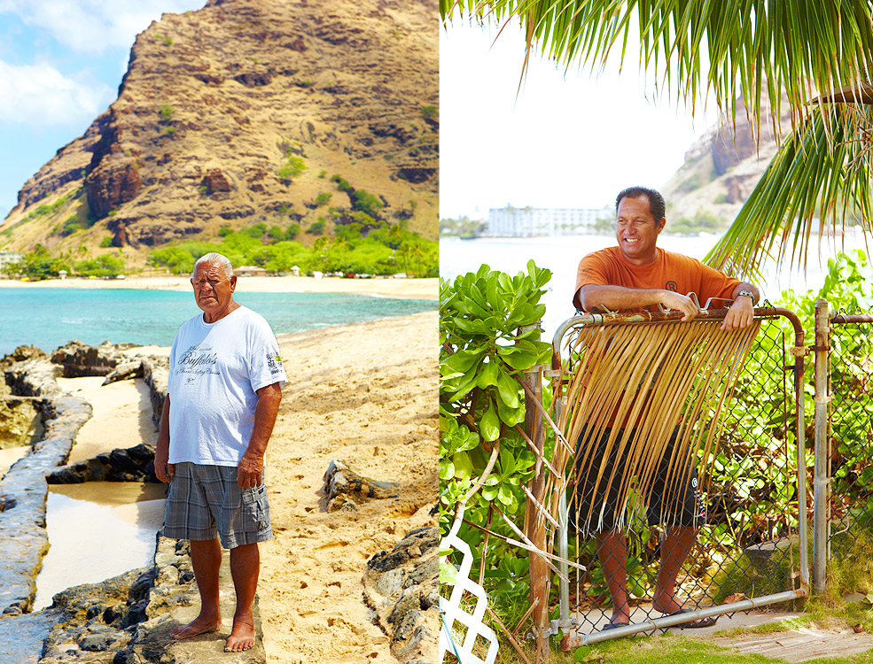Watermen of the Waianae Coast (Adapted from Fostering the Keaulana legacy by Bunky Bakutis)