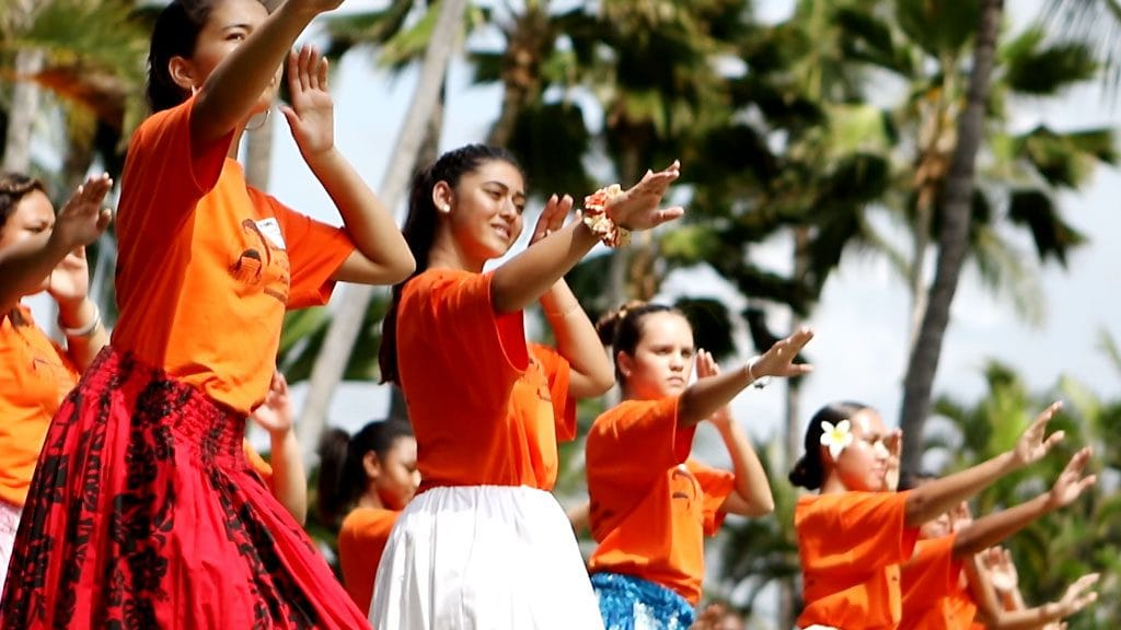 Hula, Language and Na Mea Hawai'i at Lanikuhonua