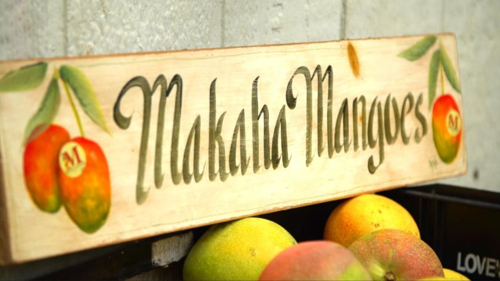 Makaha Mangoes' Sweet Success