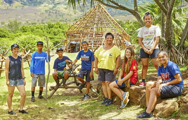 Cultivating a Community - Malama Learning Center