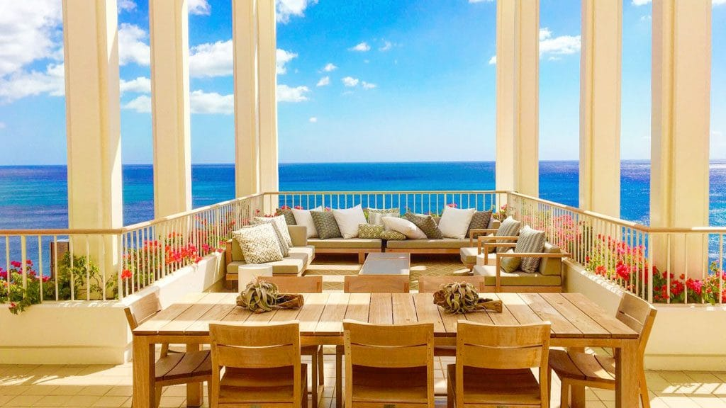 The Best of Hawaii: The Stunning $17,000 Penthouse at the New Four Seasons Resort Oahu at Ko Olina