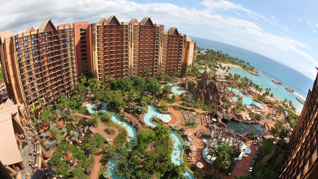 Aulani A Disney Resort and Spa Named Top Best Hawaii Resort For Families