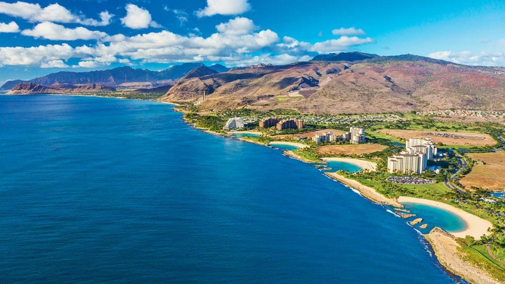 The Coast in West Oahu is Beginning to Boom, with Accommodations Rivaling Waikiki's