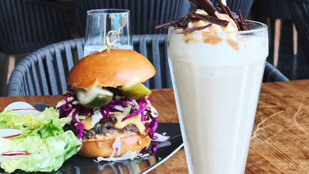 La Hiki's Burgers and Shakes are Tantalizing Treats