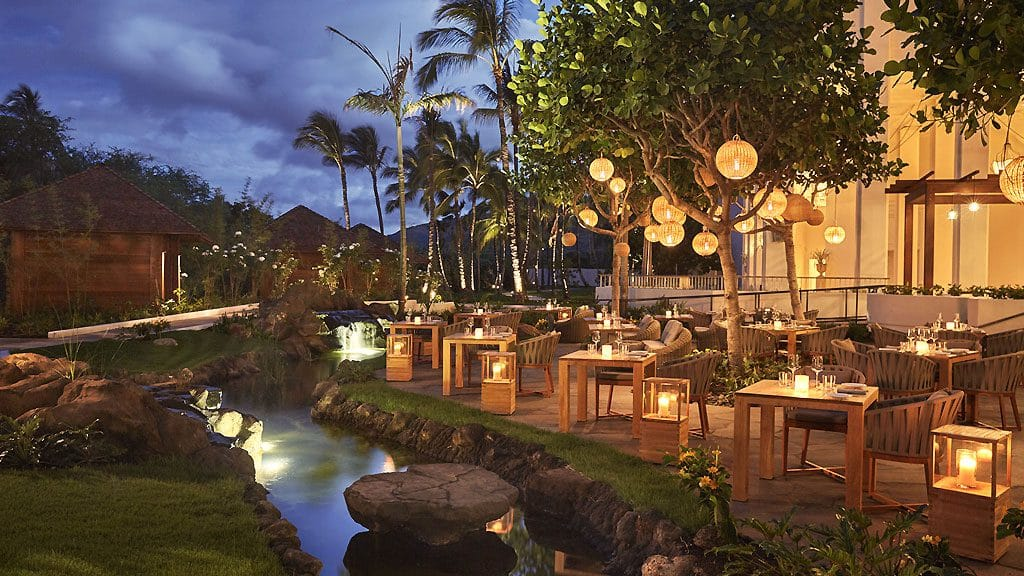 Noe at Four Seasons Resort Oahu at Ko Olina Awarded Two Glass Wine Spectator Best of Award of Excellence