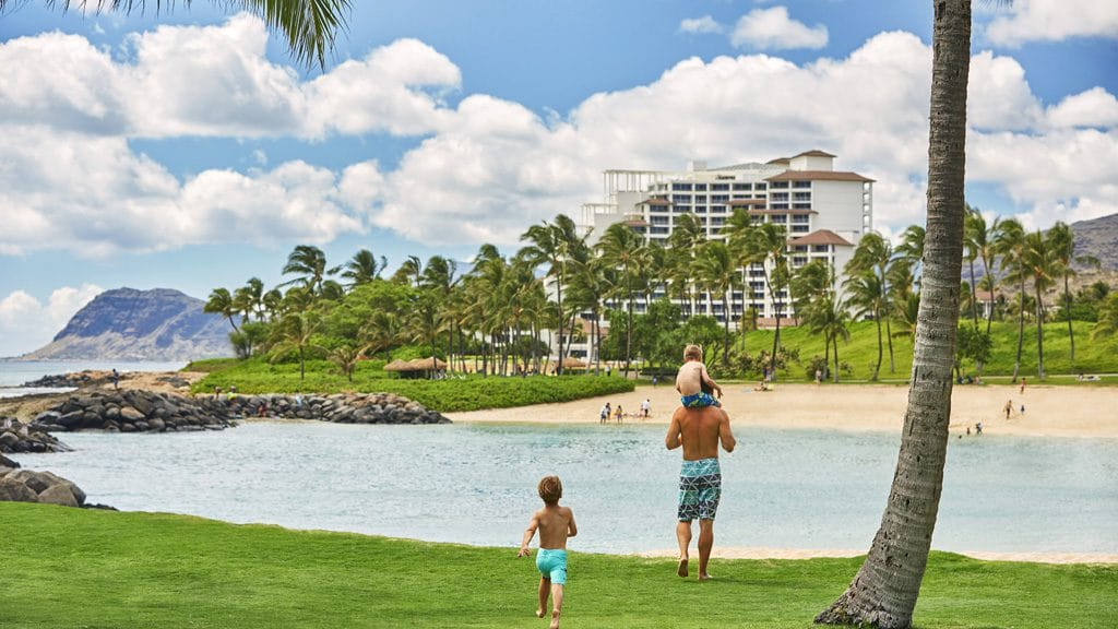 Understated Luxury at O'ahu's Ko Olina