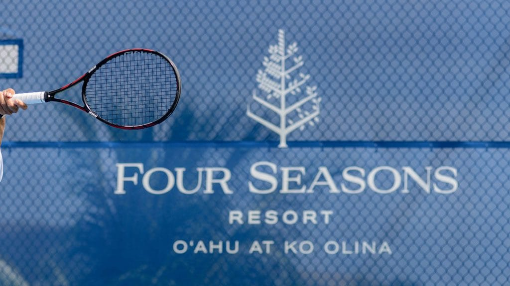 Four Seasons Resort Oahu at Ko Olina presents the Second Annual Women's Tennis Association Hawaii Open