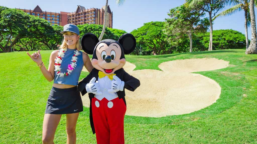 Ko Olina Golf Club Completes Extensive Bunker Renovation Debuts Mickey Mouse Inspired Bunker