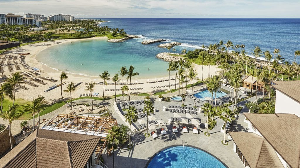Four Seasons Oahu at Ko Olina Named by Forbes as One of the Top Hotels in the World for 2017