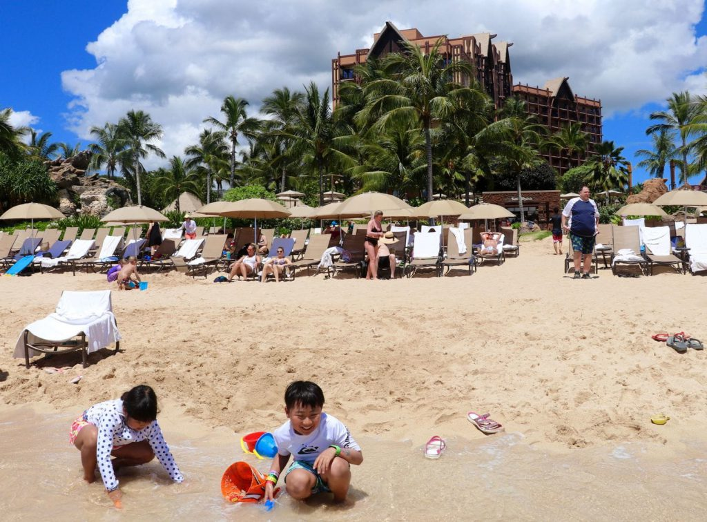 Waikiki Beach is only two miles of Oahu. The rest is well worth checking out.