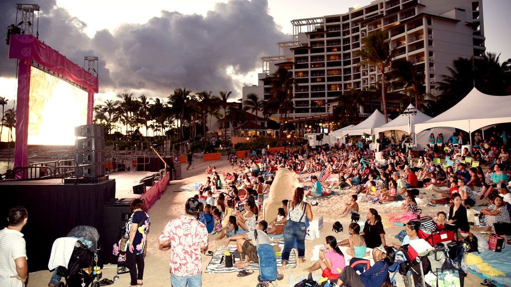 Food, Fun and Film at the Ko Olina Children's Festival