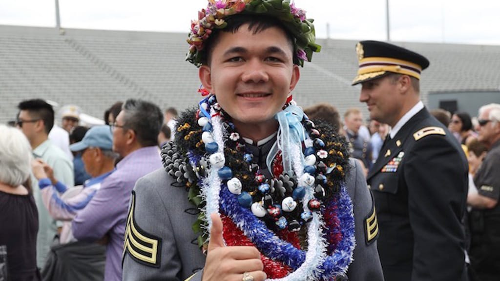 Nathanael Endo: The West Point Graduate