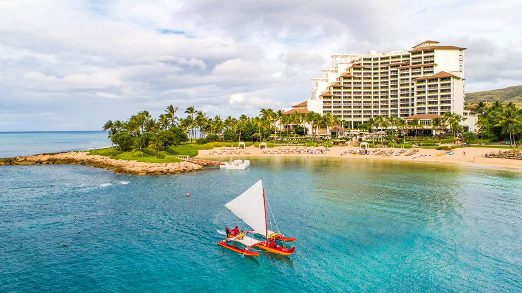 Four Seasons Resort Oahu Introduces Ka'aumoana, a West Oahu Sailing and Paddling Experience