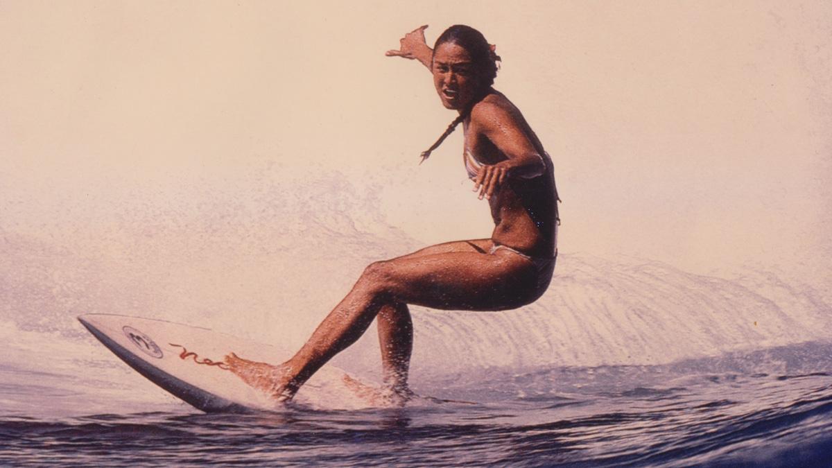 Rell Sunn - Queen of Makaha